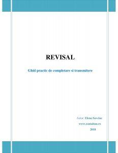 Revisal-ghid practic